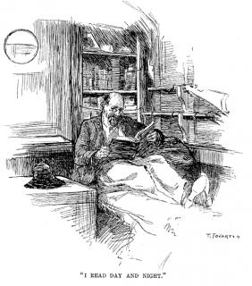 Томас Фогарті. Ілюстрація до Джошуа Слокама